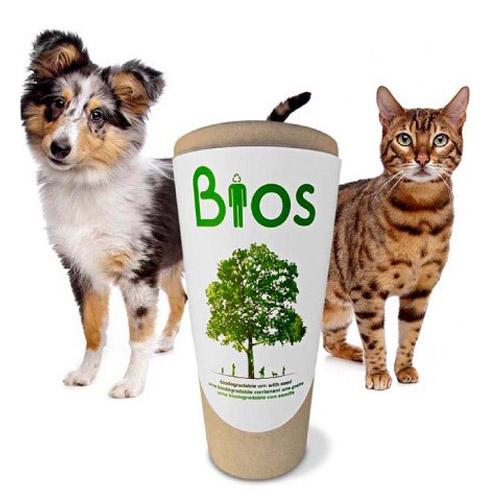 Urnas mascotas biodegradable