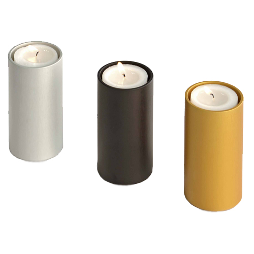 Urnas funerarias velas